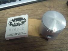 New 73-75 Wiseco Ski Doo Piston Kit # 2155P2  .020 OS  58.5mm Rotax 340cc Right