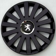 "Alloy wheels look 15"" wheel trims to fit Peugeot 308,Partner"