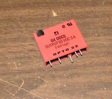 Opto 22 Relay G4-ODC5/0DC5/G4ODC5/G40DC5