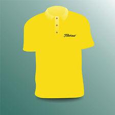 TITLEIST Filthiest funny GOLF golfing club birthday gift POLO shirt FREEPOST UK