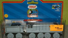 THOMAS THE TRAIN &  FRIENDS LEARNING CURVE WOOD SPENCER IN PACKAGE USED
