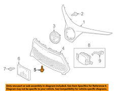 TOYOTA OEM 17-18 Corolla-Grille-Lower 5311202740