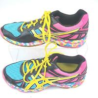 Asics Flashpoint Volleyball B256N Multi Color Shoe Womens Size 9.