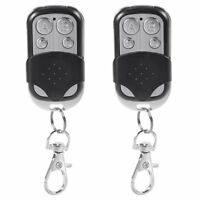 Universal Rolling Code Garage Door Cloning Remote Control Key Fob 433mhz New