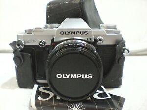 Olympus OM30 camera