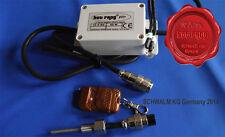 Motoröl Vorwärmer HOT FROG pin  12 V  mit Fernbedienung