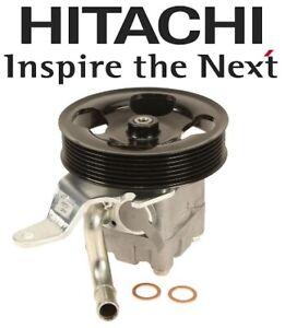 Fits: Infiniti QX50 Q60 EX35 G37 3.5L 3.7L Power Steering Pump HITACHI PSP0011