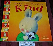 WHEN I'M FEELING BOOK (WHEN I'M FEELING KIND) - 16 PAGE BOOK- (BRAND NEW)