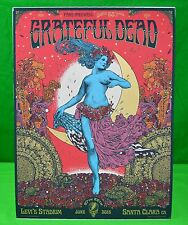 The Grateful Dead Concert Poster 2015 Fare Thee Well Richey Beckett FIELD MAIDEN