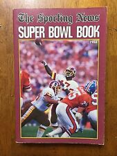 The Sporting News Super Bowl Book 1988 NFL football Vince Lombardi