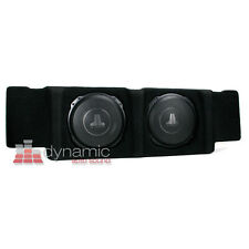 JL AUDIO SB-GM-SLVCRW/10TW3 Chevrolet GMC Crew Cab Truck Stealthbox 10TW3 Sub