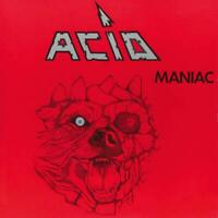 "Acid - Maniac (Ltd.Red Vinyl+Bonus 7"") [Vinyl LP] 2LP NEU OVP VÖ 15.05.2020"