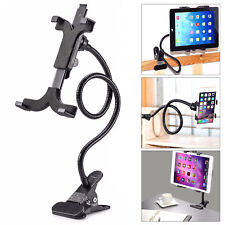 Gooseneck 360 Lazy Bed Desk Stand Holder Mount-iPad 2 3 4 Air Mini Tablet Blacks