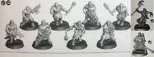 Warhammer 40k - Dark Vengeance - Chaos Space Marines - Chaos Cultists Squad A