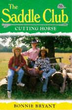 Very Good, Cutting Horse (Saddle Club), Bryant, Bonnie, Book