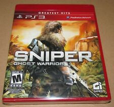 Sniper: Ghost Warrior (Sony PlayStation 3) Brand New / Fast Shipping