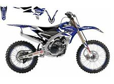 KIT DECO Complet  DREAM GRAPHIC II POUR YAMAHA WRF 400/426 '98-02