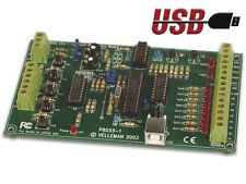 Velleman K8055 USB EXPERIMENT INTERFACE BOARD