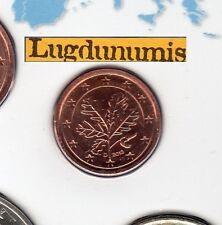 Allemagne 2013 1 centime D Munich FDC provenant coffret BU 40000 exemplaires