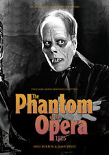 The Phantom of the Opera 1925 Classic Movie Monsters Collection Book MINT