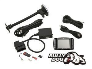 Bully Dog Triple Dog Platinum GT Gas Tuner and Gauge