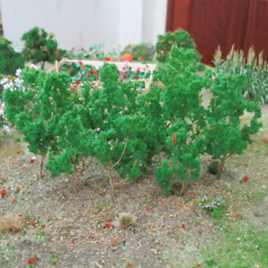 Free Shipping 250 Medium Green Branches 1.5 - 3 inches Tall # 70020