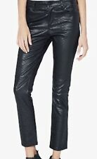 "BNWT Sass and Bide ""Skull of Pearls"" genuine leather pants Size10 RRP$1100"