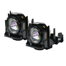 PT-CW331R Panasonic Projector Lamp Replacement Projector Lamp Assembly with Genuine Original Osram P-VIP Bulb Inside.