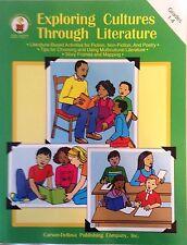 Exploring Cultures Through Literature Carson-Dellosa Classroom Home School 1-4