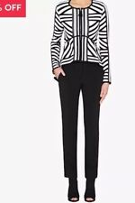 BNWT Sass & Bide Smell Of Rain Silk Pants  Size 14 (suitable For 12 Too)