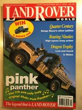 Land Rover World July 1995 Issue 17