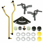 Steering Wheel Drag Link Spindle Gear Kit For John Deere LA130 LA135 LA140 LA150
