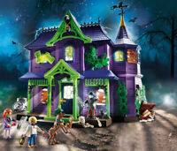 Playmobil - Scooby-Doo! Adventure in the Mystery Mansion [New Toy] Boxed Set,