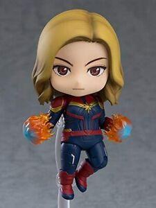 Brand New Captain Marvel Hero's Edition NENDOROID 1154 AF DX Ver. (Good Smile)