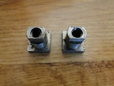 NOS 2 DOWN TUBE SHIFTER BOSS BRAZE-ON (ask before buying the matching shifters!
