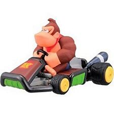 Mario Kart 7 Pullback Racer Car Figure Collection Furuta - Donkey Kong