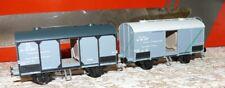 HS   ACME 45055 Set aus zwei Güterwagen  für Weintransport  Typ Mv der FS