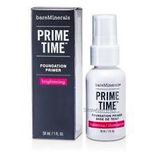 Bare Escentuals BareMinerals Prime Time Brightening Foundation Primer 30ml