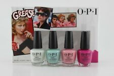 Hot!! OPI Grease Collection Summer 2018 Nail Lacquer Mini Set of 4