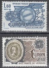 Frankreich / France 2329-2330** Europa CEPT 1982 / Historische Ereignisse