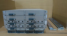 Cisco ucs5108 4x b200 m3 Blade Serveur 8 x e5-2670 Xeon Eight-Core 1024 Go R 10 g