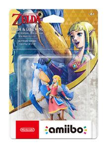 Nintendo - Amiibo - Zelda & Loftwing - The Legend of Zelda: Skyward Sword HD
