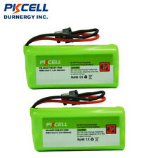 2 x 800mAh Phone Battery for Uniden BT-1016 BT-1021 BT-1025 BT-1008 WITH43-269