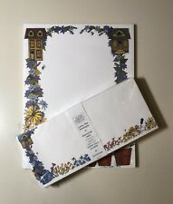Lang Main Street Press Birdhouse Vines Stationery Letter Pad And Envelopes