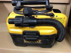 DEWALT Flexvolt Vacuum 18v 54V Bagless Bare Unit - DCV584L
