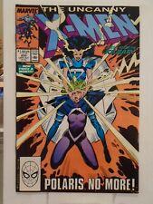 Marvel X-MEN #250 (1989) Ka-Zar, Zabu, Shanna, Marc Silvestri, Chris Claremont