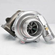 T3/T4 .57 A/R TURBO TURBOCHARGER QUICK SPOOL LOW RPM TORQUE T3 4 BOLT FLANGE