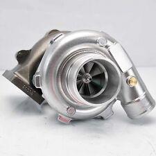 T3/T4 .57 A/R TURBO TURBOCHARGER QUICK SPOOL LOW RPM TORQUE T3 4 BOLT FLANGE