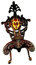 Uniqe Lady Shape Antique Vintage Style Handcrafted Solid Brass Wall Hanger Hook