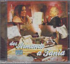 Des Armando A Tania CD NEW Armando Manzanero y Tania Libertad CD+ DVD SEALED